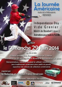 Journee americaine 2014