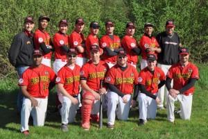 Baseball Division 2 2015
