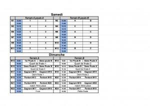 Programme Sportif RLC8