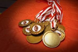 RLC medals