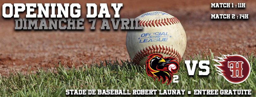 Couverture Opening Day